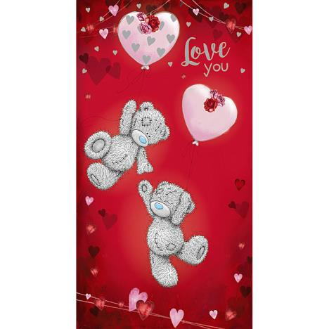 Tatty Teddy With Heart Balloons Me to You Valentine