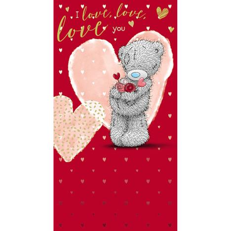 Tatty Teddy With Roses & Hearts Me to You Bear Valentine