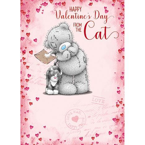 From The Cat Me to You Bear Valentines Day Card  £1.79