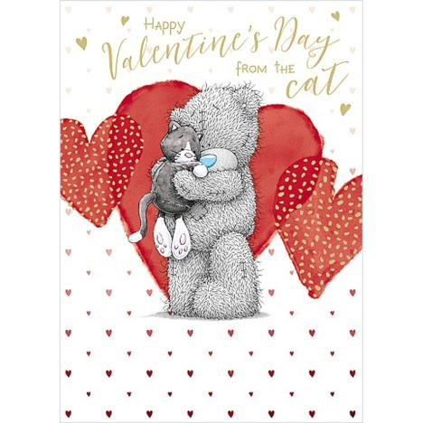 From The Cat Me to You Bear Valentine