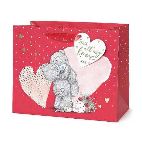 With Love Large Me to You Bear Gift Bag  £3.00