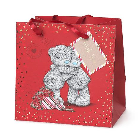 With Love Medium Me to You Bear Gift Bag   £2.50