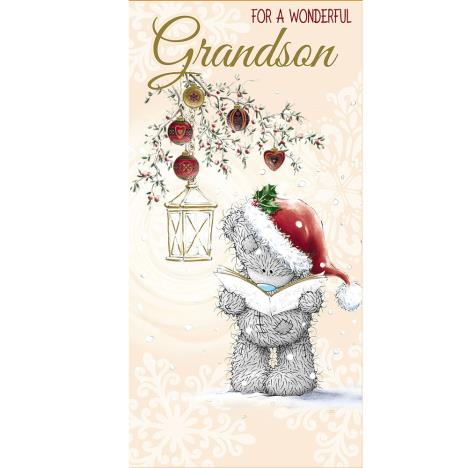Grandson Me to You Bear Christmas Money Wallet  £1.79