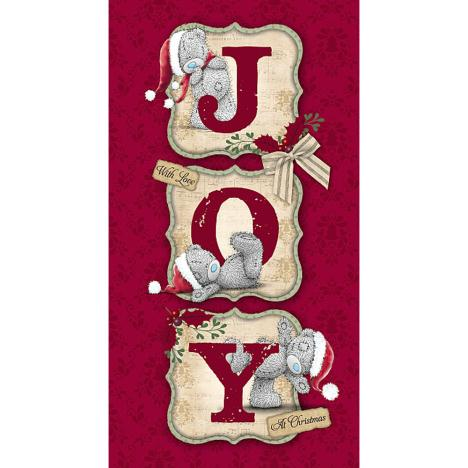 Love & Joy at Christmas Me to You Bear Card  £2.19