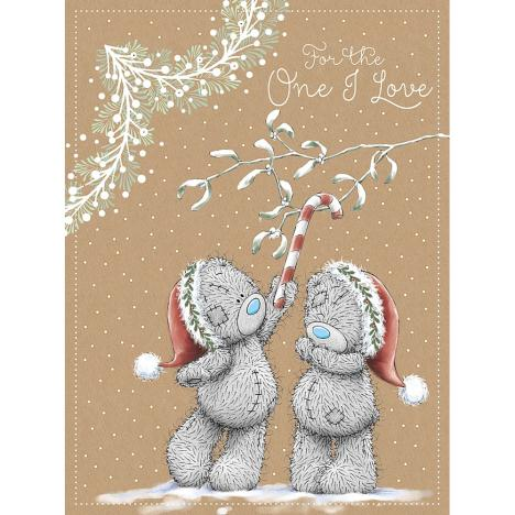 One I Love Me to You Bear Large Christmas Card  £3.99