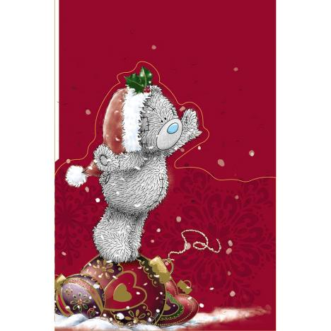 Daughter Me to You Bear Christmas Card  £2.49