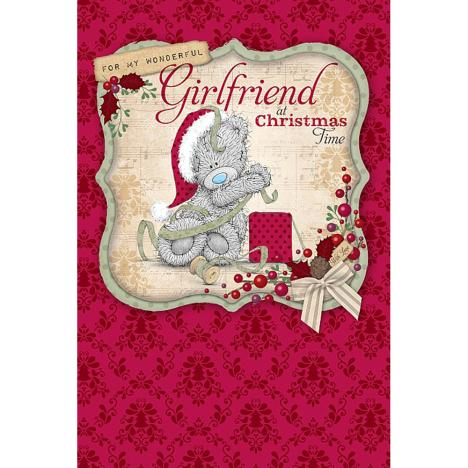 Wonderful Girlfriend Me to You Bear Christmas Card  £3.59