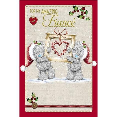 Amazing Fiance Me to You Bear Christmas Card  £3.59