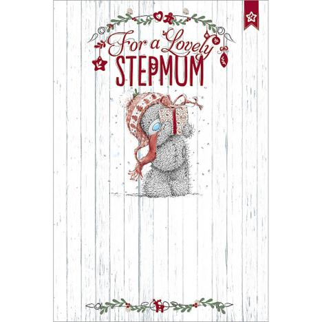 Stepmum Me to You Bear Christmas Card  £2.49