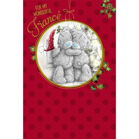 Wonderful Fiance Me to You Bear Christmas Card  £2.49