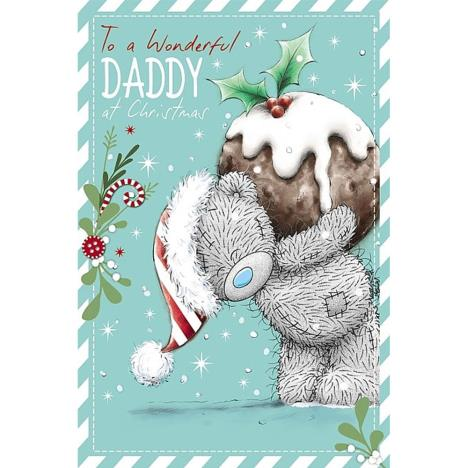 Wonderful Daddy Me to You Bear Christmas Card  £2.49