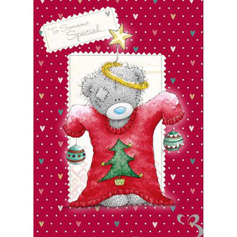 Tatty Teddy In Christmas Jumper Me to You Bear Card  £1.79