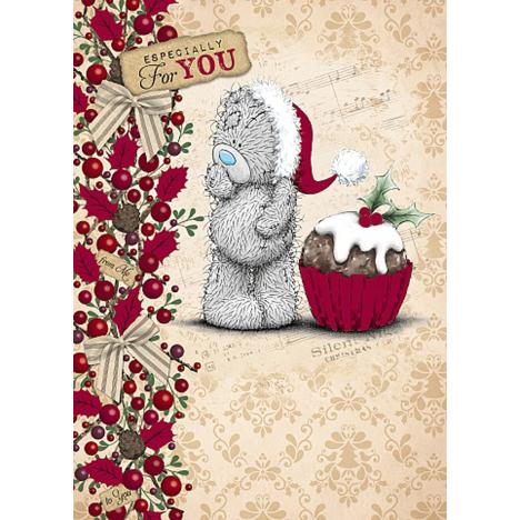 Especially For You Me to You Bear Christmas Card  £1.79