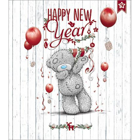 Happy New Year Me to You Bear Card  £1.89