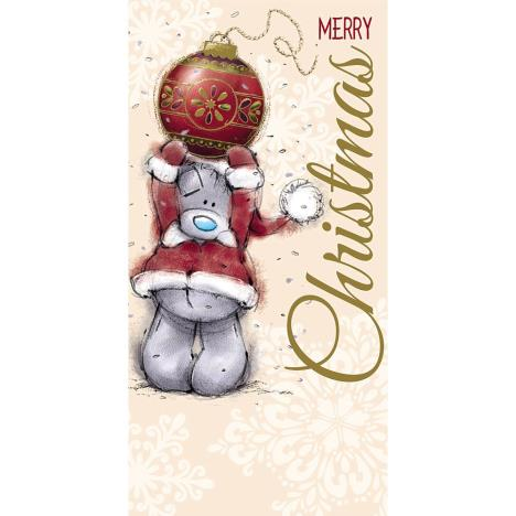 Tatty Teddy With Large Bauble Me to You Bear Christmas Money Wallet  £1.79