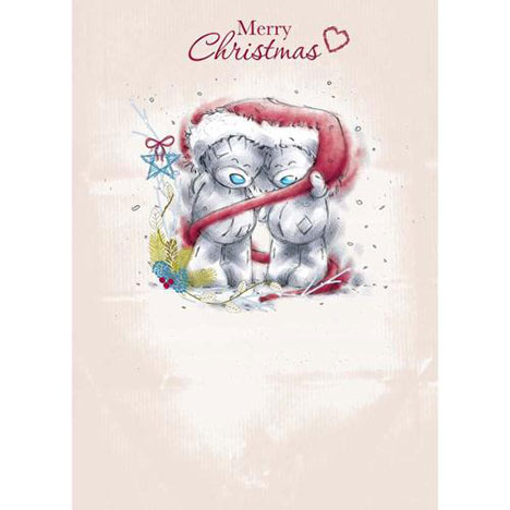 Tatty Teddy Sketchbook Me to You Bear Christmas Card  £1.79