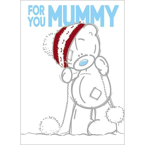 Mummy Sketchbook Me to You Bear Christmas Card  £1.79