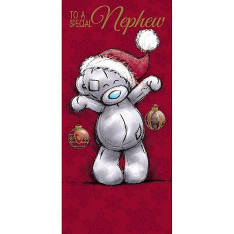 Nephew Me to You Bear Christmas Card  £1.89