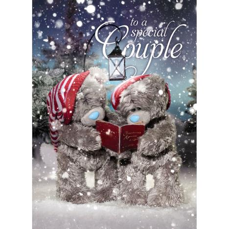Special Couple Me to You Bear Christmas Card  £1.79