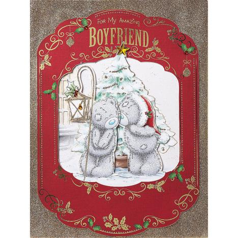 Amazing Boyfriend Me To You Bear Luxury Boxed Christmas Card  £9.99