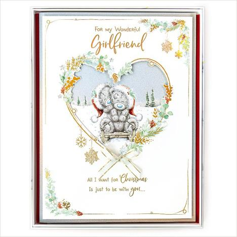 Wonderful Girlfriend Me to You Bear Luxury Boxed Christmas Card  £9.99