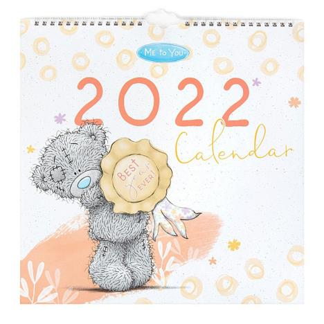 2022 Me to You Bear Classic Square Calendar  £7.99