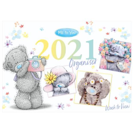 2021 Me to You A4 Week to View Family Organiser  £8.99