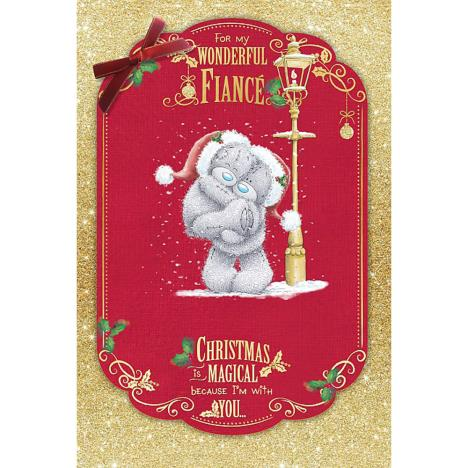 Wonderful Fiance Me To You Bear Christmas Card  £3.99