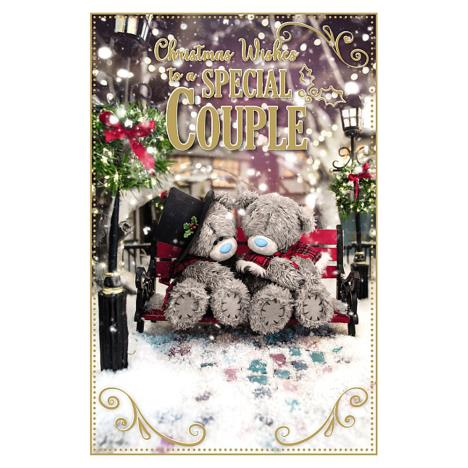 3D Holographic Special Couple Me to You Bear Christmas Card  £3.39
