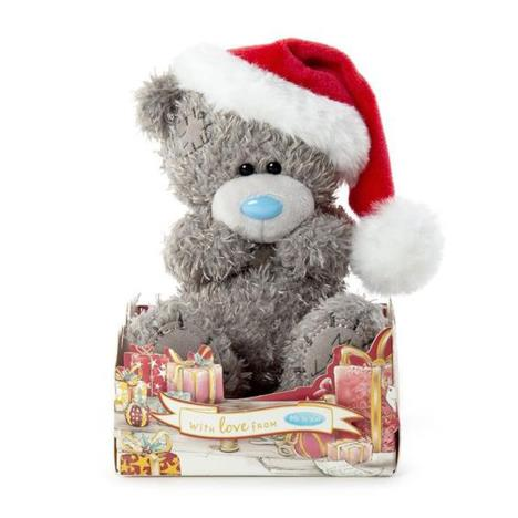 "5"" Wearing Santa Hat Me to You Bear  £7.99"