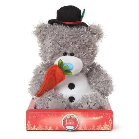 "7"" Dressed As Snowman Me to You Bear  £9.99"