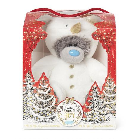 "9"" Special Edition Dressed As Snowman Boxed Me to You Bear  £25.00"
