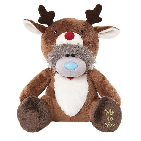"10"" Dressed As Reindeer Onesie Me to You Bear  £19.99"