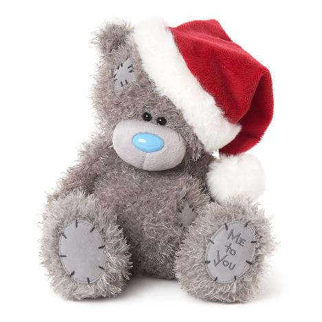 "10"" Special Edition Santa Hat Boxed Me to You Bear  £19.99"