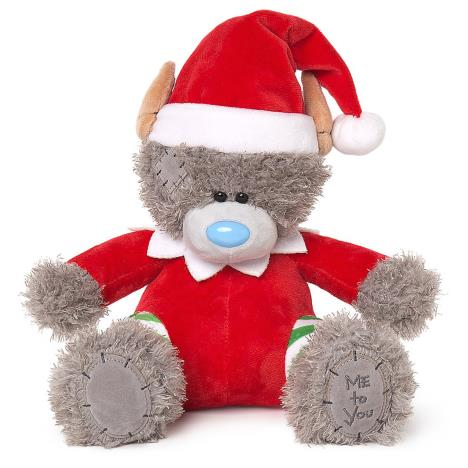 "10"" Dressed As Elf Me to You Bear  £19.99"