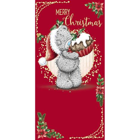 Tatty Teddy Holding Mince Pie Me to You Bear Christmas Money Wallet  £1.79