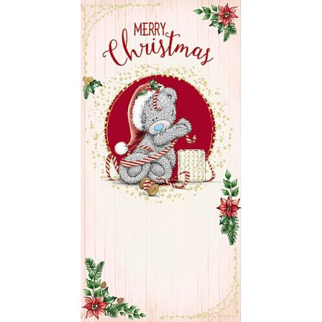 Bear Wrapping Gift Me to You Bear Christmas Money Wallet  £1.79