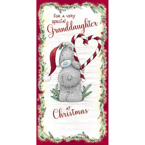 Granddaughter Me to You Bear Christmas Gift / Money Wallet  £1.49