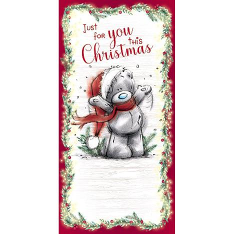 Merry Christmas Me To You Bear Christmas Gift / Money Wallet  £1.49