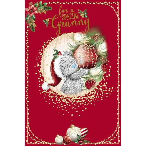 Special Granny Me To You Bear Christmas Card  £1.89