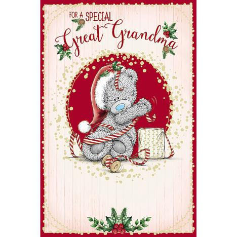 Special Great Grandma Me To You Bear Christmas Card  £1.89