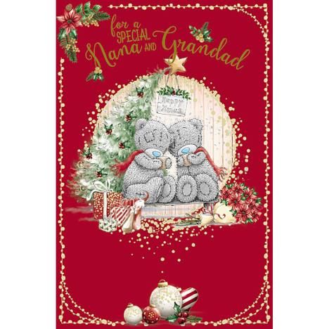 Special Nana & Grandad Me To You Bear Christmas Card  £1.89