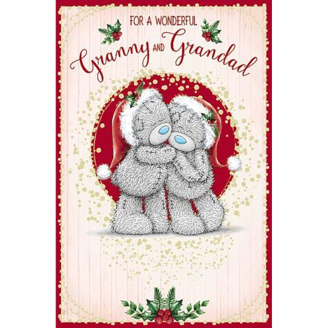 Granny & Grandad Me To You Bear Christmas Card  £1.89
