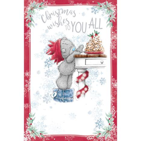 To You All Me to You Bear Christmas Card  £1.89