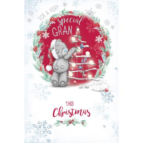 Special Gran Me to You Bear Christmas Card  £1.89