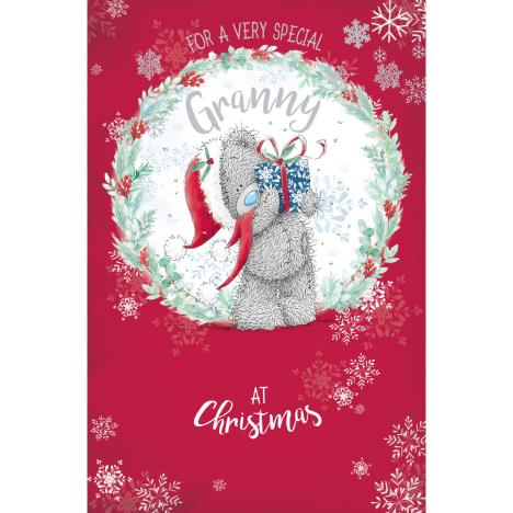 Very Special Granny Me to You Bear Christmas Card  £1.89