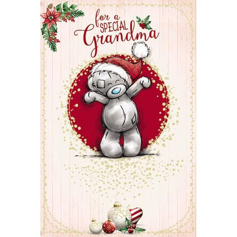 Special Grandma Me To You Bear Christmas Card  £1.89