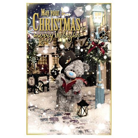Bright Christmas Photo Finish Me To You Bear Christmas Card  £1.89