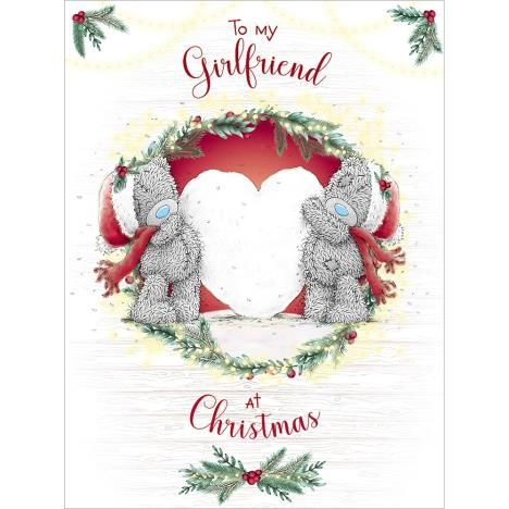 Girlfriend Large Me to You Bear Christmas Card  £3.59