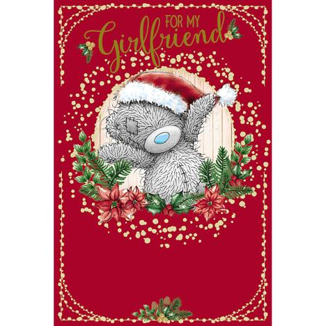 For My Girlfriend Me To You Bear Christmas Card  £3.59